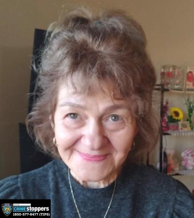 Teresa Dobrowska, 73, Missing