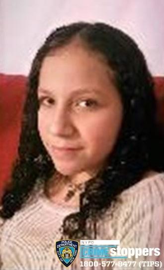Wendy Franco, 12, Missing