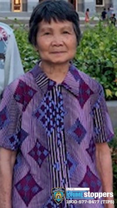 Xiao-Ping Wu, 79, Missing