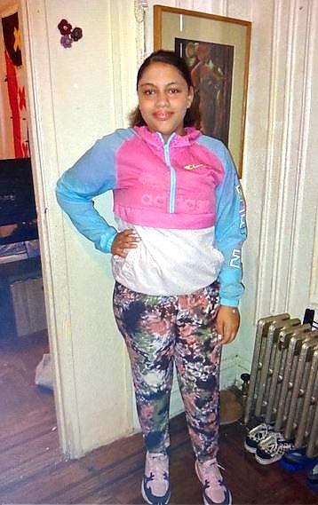 Anyia Rosado, 16, Missing