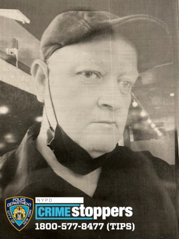 Billy Apastolakas, 61, Missing