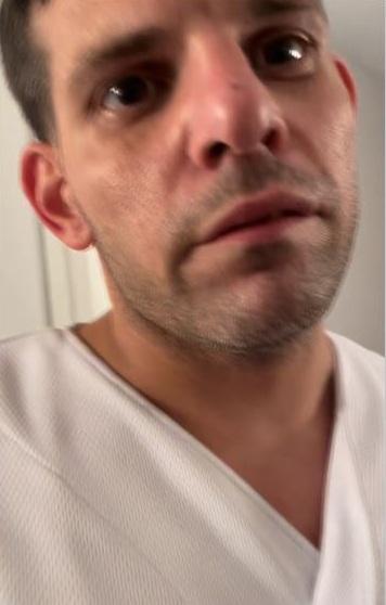 Chris Hrisomallis, 36, Missing