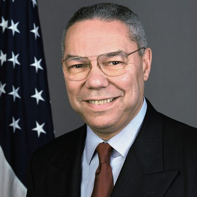 Statement On The Passing Of General Colin Powell