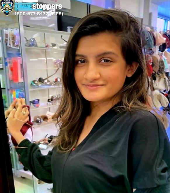 Farzana Riche, 22, Missing