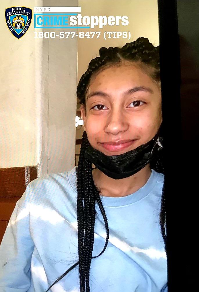 Gladiene Rosario, 14, Missing