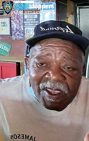 Jerome Williams, 77, Missing