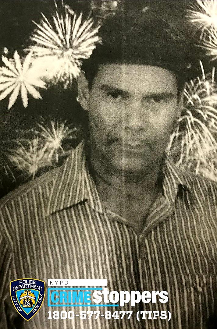 Jorge Rodriguez, 56, Missing