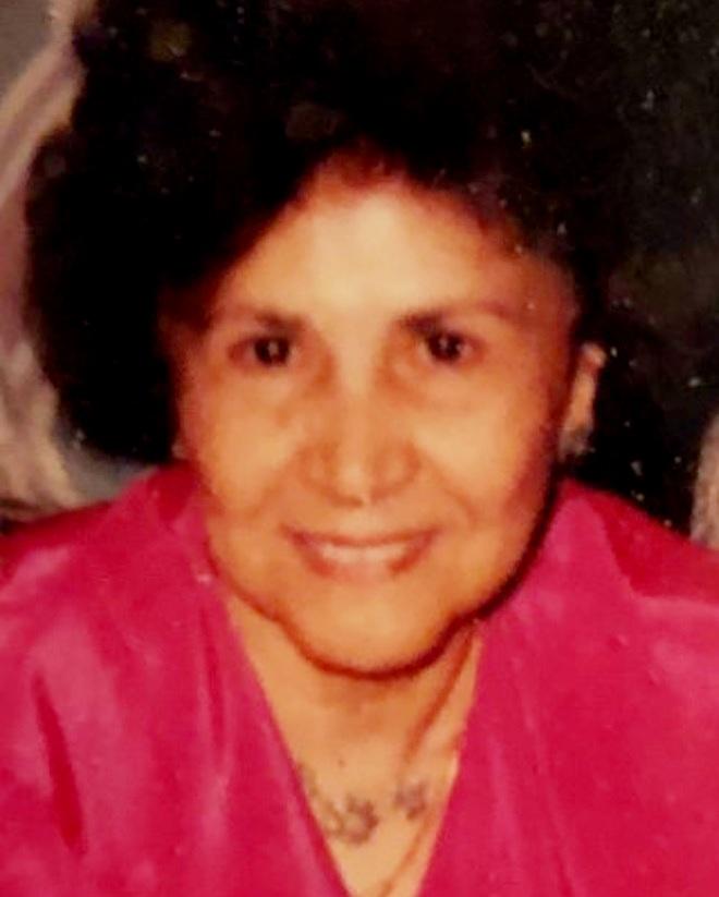 Juanita Dejesus, 94, Missing