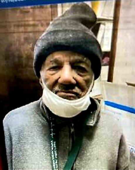 Julian Diaz, 87, Missing