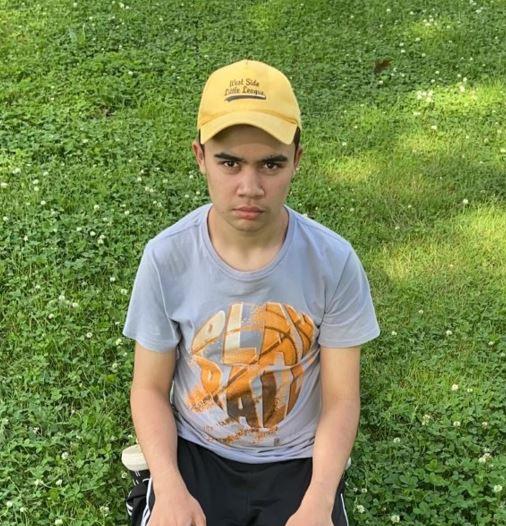 Manucher Sharofiddinov, 16, Missing