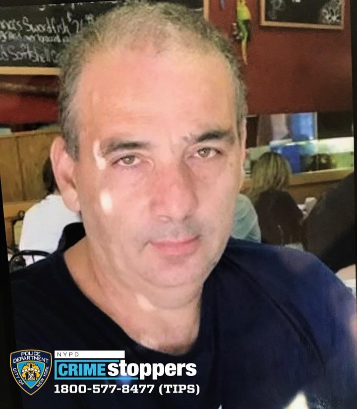 Natalino Sarra, 58, Missing