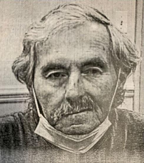 Neil Geruldsen, 72, Missing
