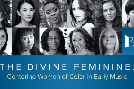 The Divine Feminine: Centering Women Of Color In Early Music