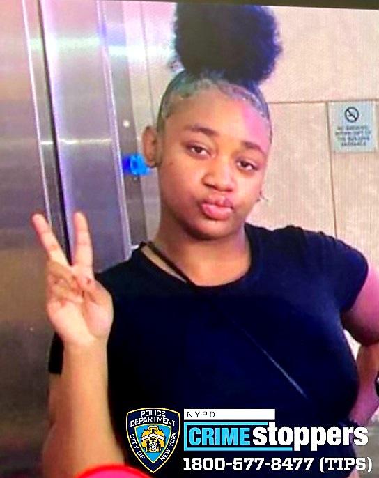 Victoria Martinez, 15, Missing
