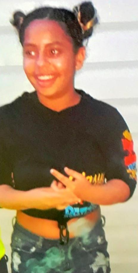 Yesenia Soto, 13, Missing